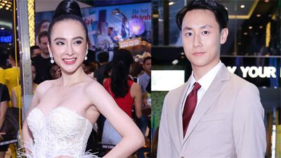 Angela Phương Trinh vai trần gợi cảm, Rocker Nguyễn đẹp như 'soái ca' ra mắt phim GLee