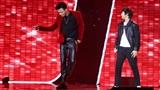 Soobin Hoàng Sơn lên sân khấu cùng Phi Long nhảy 'vũ điệu' Michael Jackson