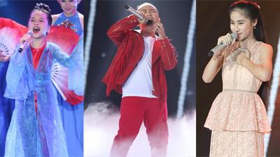 'G- Dragon nhí' Quốc Thái 'thiêu đốt' toàn bộ sân khấu với ca khúc tranh giải Oscar