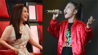 Hương Tràm cho học trò dự thi ca khúc 'lỡ hẹn' ở The Voice 5 năm trước