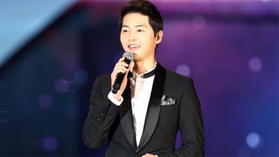 Song Joong Ki trở thành Host của MAMA 2017 tại Hong Kong