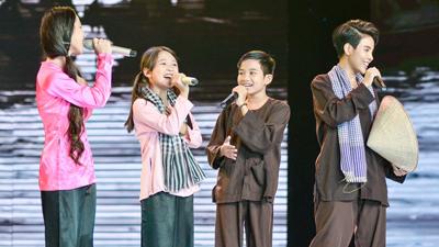Cô trò Vũ Cát Tường rủ nhau 'Về miền Tây', rao bán bánh ngay trên sân khấu