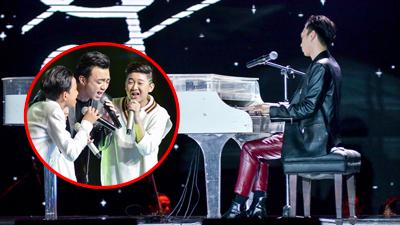Cặp đôi Soobin Hoàng Sơn – Vũ Cát Tường liên tục 'thả thính' trên 'ghế nóng'