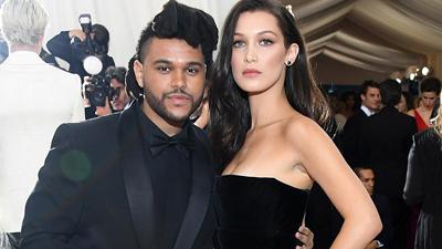 The Weeknd quay về tình cũ Bella Hadid hậu chia tay Selena Gomez
