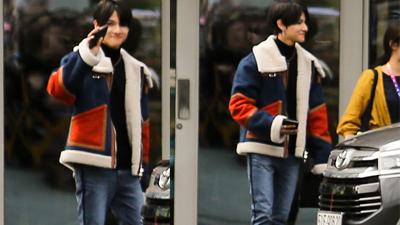 Độc quyền: Cận cảnh vẻ đẹp của 'hoàng tử lai' Kim Samuel