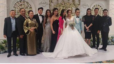 Dàn khách mời siêu sao đổ bộ đám cưới của em gái Trấn Thành