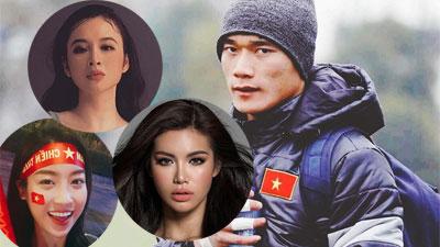 Thả thính Mỹ Linh, follow Minh Tú và giờ Tiến Dũng nhắn tin với cả Angela Phương Trinh