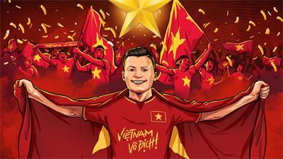 U23 Việt Nam được trang tin chuyên bóng đá của London gọi là 'người hùng dân tộc'