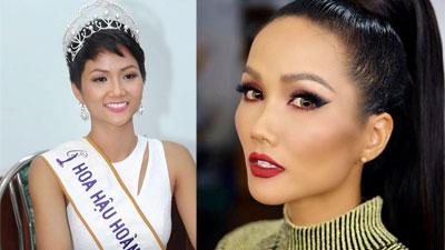 Không còn tóc tém cá tính, Hoa hậu H'Hen Niê 'phiên bản' tóc dài đã xuất hiện