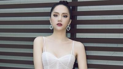 Hương Giang lại khiến fan 'quên lối về' khitung bộ ảnh đẹp xuất sắc tựanữ thần