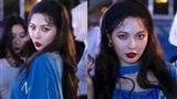 Clip: Không chỉ biểu diễn bốc lửa, HyunA còn tạo dáng cực gợi cảm trong hậu trường K-food