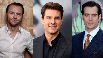 HOT: Tom Cruise cùng Henry Cavill và Simon Pegg tham gia Running Man