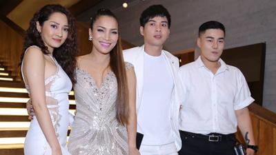 Bảo Anh và Hồ Quang Hiếu bất ngờ xuất hiện cùng nhau tại đám cưới Trường Giang - Nhã Phương