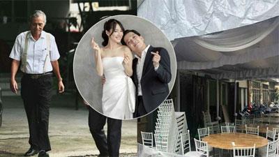 Khó tin với khung cảnh đám cưới giản dị hơn cả ngày thường tại tư gia nhà Trường Giang và Nhã Phương