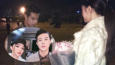 Hoa hậu Hương Giang được bạn trai lai Thái - Trung cầu hôn?