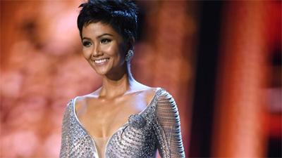 HOT: H'Hen Niê 'nói luôn cho vuông' về việc 'rớt Top 3', chị thông dịch và hoa hậu Mỹ