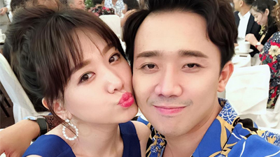 Hari Won bị gọi tên khi Tiến Đạt kết hôn, và đây là cách Trấn Thành 'đáp trả'