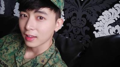 Nam diễn viên trẻ qua đời khi thực hiện nghĩa vụ quân sự