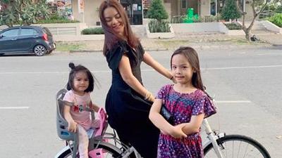 Khoảnh khắc bình yên của Phạm Quỳnh Anh bên 2 con nhỏ trong ngày cuối năm khiến nhiều người xúc động lẫn xót xa