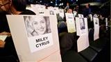 Lộ diện chỗ ngồi Grammy 2019: Katy Perry và Lady Gaga nắm tay nhau vị trí trung tâm