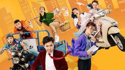 Running Man Việt Nam tung poster chính thức của dàn cast chủ chốt