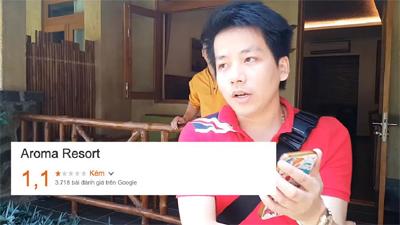 Trùng tên với resort Aroma, khách sạn Nhật Bản nhận 'bão' 1 sao từ dân mạng Việt