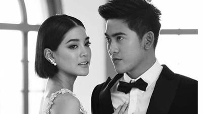 Đám cưới hot nhất showbiz Thái Lan: Nữ chính 'Tình yêu không có lỗi, lỗi ở bạn thân' lên xe hoa với chú rể siêu điển trai