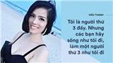 Điểm lại những phát ngôn gây sốc của Kiều Thanh - người thứ ba mạnh miệng nhất showbiz Việt