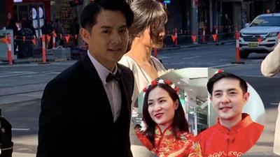 Sau màn cầu hôn tại Mỹ, Ông Cao Thắng - Đông Nhi dắt nhau sang Australia chụp ảnh cưới