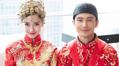 Angelababy - Huỳnh Hiểu Minh thật sự đã ly hôn?