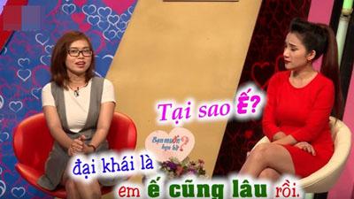 Tiêu chí chọn bạn trai của cô gái trẻ khiến Quyền Linh, Cát Tường phải 'bức xúc'