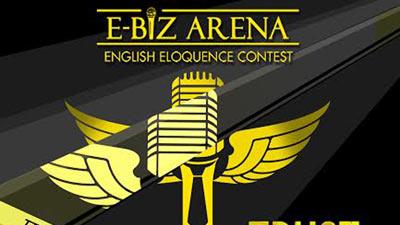 Gala Chung kết cuộc thi hùng biện tiếng AnhE-BIZ ARENA