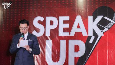 Điểm mặt 10 MC trẻ xuất sắc nhất Speak Up 2017 sẽ tranh tài trong đêm chung kết