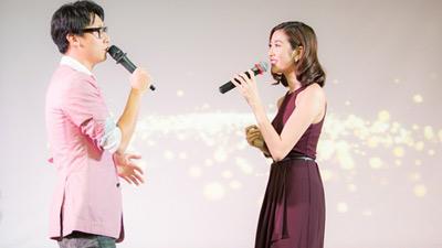 Thúy Vân, Rocker Nguyễn tình tứ song ca nhạc phim xuất sắc nhất Oscar 2017
