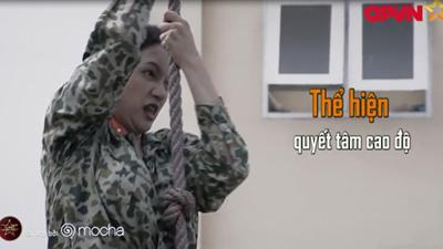 Sao nhập ngũ tập 4: Màn đấu sức gay cấn của Hương Giang Idol