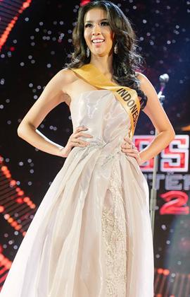 Những mỹ nhân 'đánh bật' Huyền My khỏi danh sánh được yêu thích tại Miss Grand