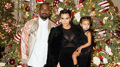 Kim Kardashian 'cấm cửa' người mang thai hộ đến dự tiệc Giáng Sinh