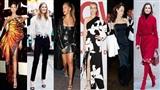 Rihanna, Angelina Jolie dẫn đầu danh sách sao Hollywood mặc đẹp tháng 12