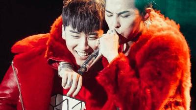 Seungri tiết lộ từng bị tổn thương vì một câu nói của G-Dragon