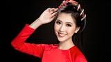 Hoa hậu Tường Linh tiết lộ sẽ dành trọn ngày Tết bên gia đình