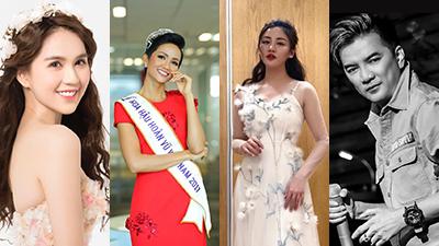 Trước giờ G, sao Việt đồng loạt gửi lời chúc tới Hương Giang Idol
