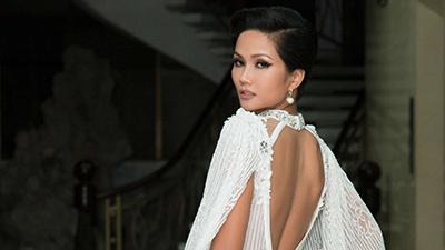 Hoa hậu H'Hen Niê tiết lộ lý do luôn yêu thích những set đồ tông màu trắng