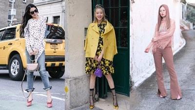 5 xu hướng thời trang Xuân - Hè 2018 nổi bật đang được các fashionista đình đám châu Á 'đua nhau diện'