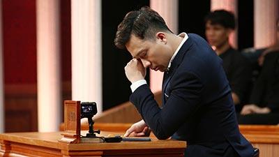 Trấn Thành rơi nước mắt trong phiên tòa của 2 bạn thân: Anh Đức - La Thành