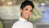 H'Hen Niê đồng hành cùng Top 6 'Tìm kiếm trang phục dân tộc' tại Miss Universe 2018