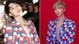 Thành viên BTS bất ngờ diện lại áo khoác hàng hiệuSơn Tùng M-TP từng mặc