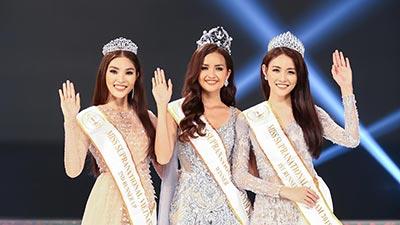 Ngọc Châu đăng quang Hoa hậu, Trương Mỹ Nhân nhận giải Á hậu tại 'Miss Supranational Vietnam 2018'