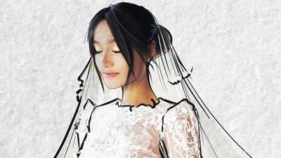 Hé lộ bản phác thảo chiếc váy cưới đẹp như cổ tích của Nhã Phương trong ngày trọng đại