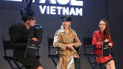 Võ Hoàng Yến luôn là 'kẻ phá game' trong các màn thuyết phục thí sinh của Minh Hằng