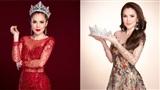 Hoa hậu Phương Lê đội vương miện, khoe nhan sắc quyến rũ đầy bí ẩn